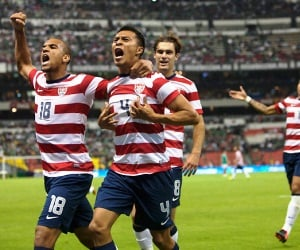 USA will play Russia in one of several top international fixtures on November 14, 2012