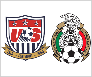 The USA vs Mexico CONCACAF World Cup qualifier on September 10 could see the Americans reach Brazil 2014 in front of their own fans.