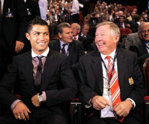 Watch Real Madrid vs Manchester United live as Ronaldo and Fergie reunite.
