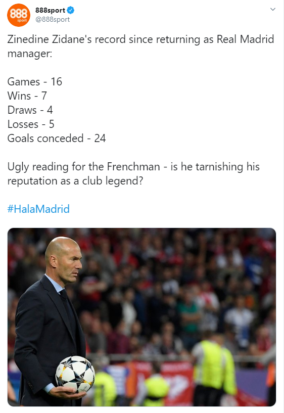 Zinedine Zidane, Real Madrid, La Liga, UEFA Champions League