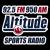 Altitude Sports AM 950