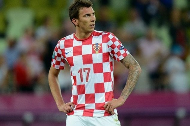 Croat players are upset over nude images in media.