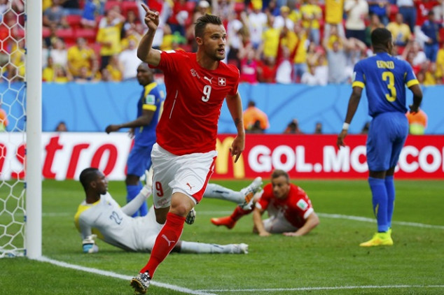 Counterattacks and confidence pivotal for Swiss