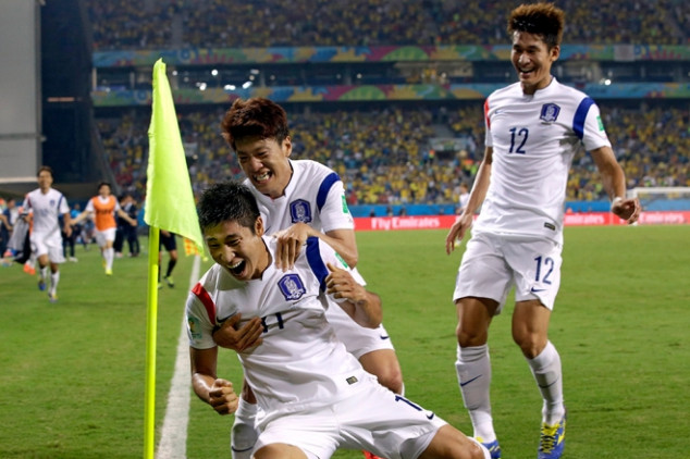 South Korea and Algeria both in must win situation