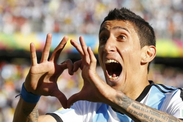 Di Maria's winning goal makes commentator cry