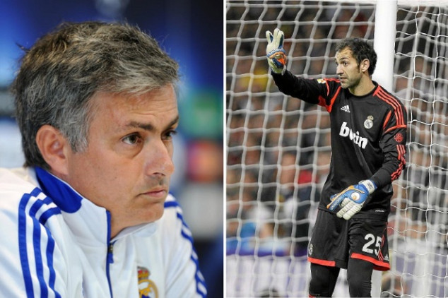 Diego Lopez to reunite with Mourinho at Chelsea