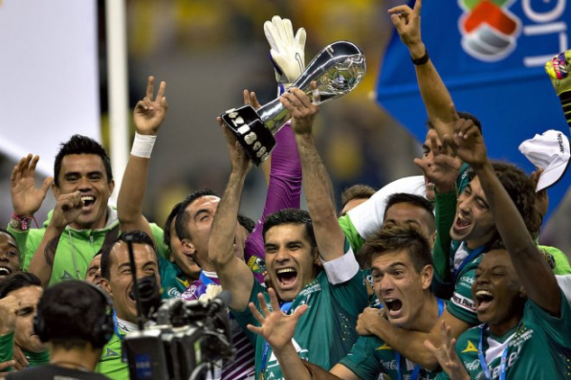 Mexican champion León have new rivals in CCL