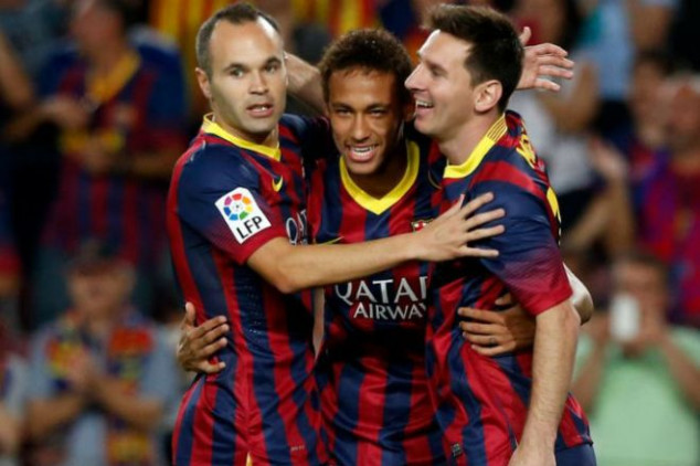 Barcelona looking for a positive start
