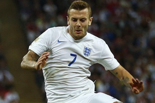 Wilshere vows to learn from Pirlo