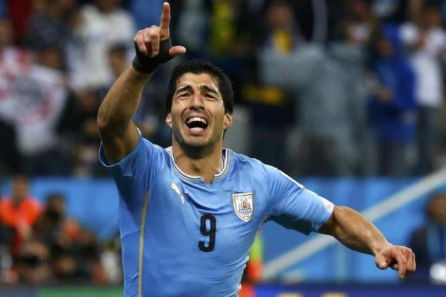 Luis Suarez will play with National Team