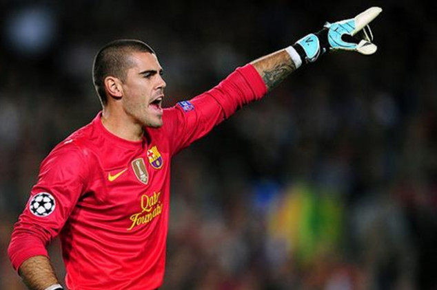 Valdes deal to Liverpool is off?