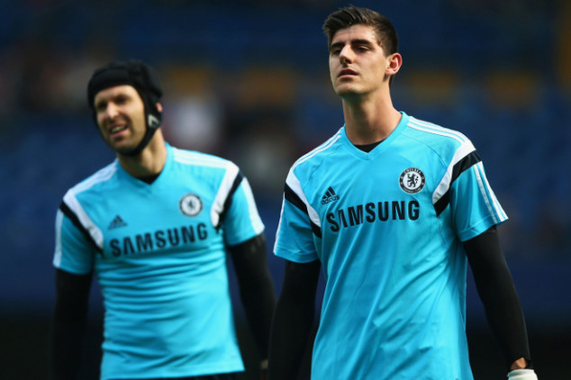 Courtois: I would leave Chelsea if I were Cech