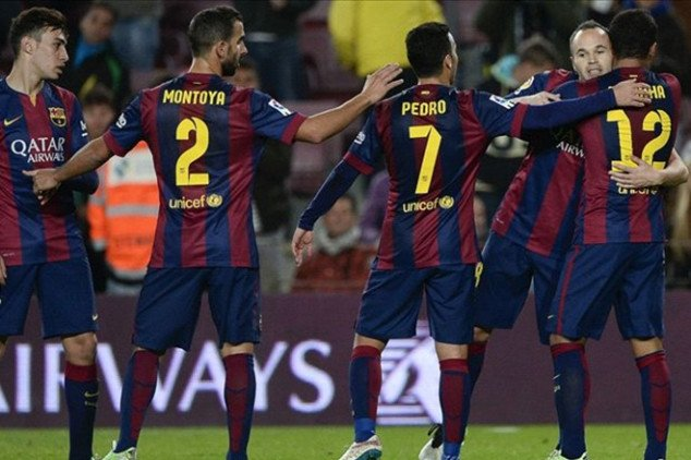 Barcelona's youngsters enjoy outing vs. Huesca