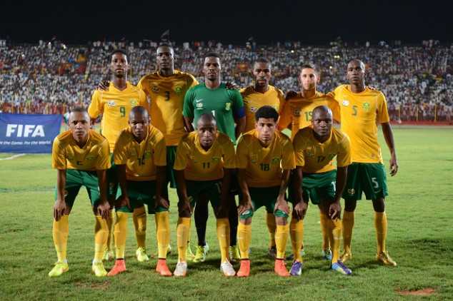 CAN 2015: South Africa's Team Profile
