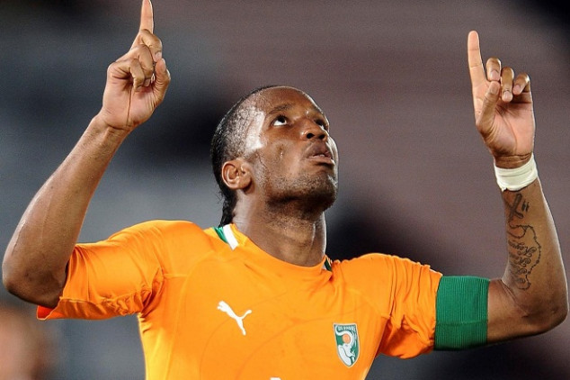 Who will Lead The Elephants in Drogba's Absence?