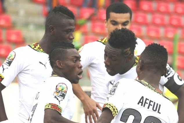 Ghana look to exorcise semis curse vs. Eq. Guinea