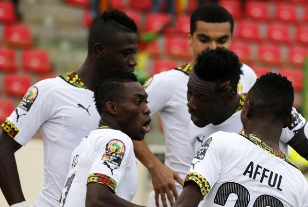 AFCON 2015's award winners