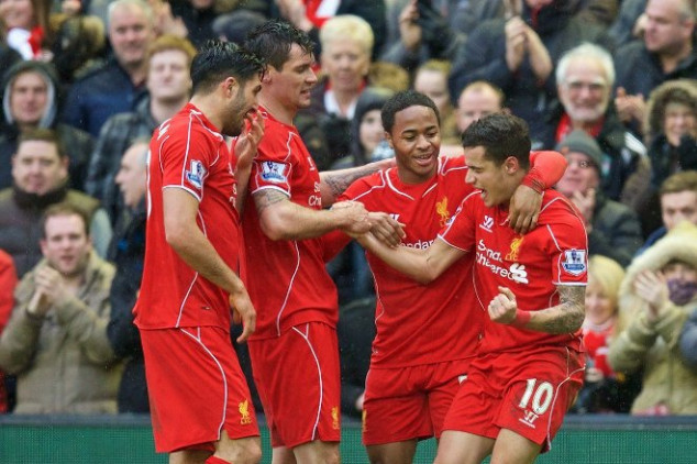 Coutinho trends in 2-1 win over Man City