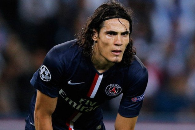 Cavani on Atletico Madrid's radar