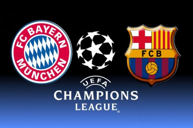 Can Bayern find a way past Barcelona?