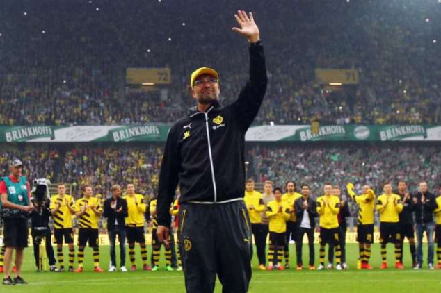 Can Klopp win one more trophy with Dortmund?