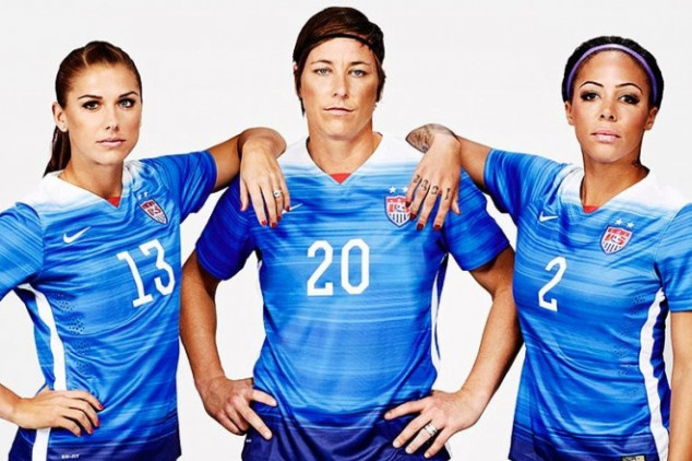 USWNT represented by familiar faces at WWC 2015