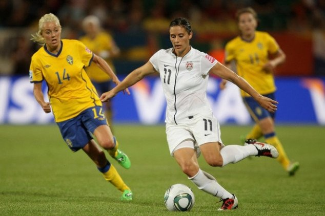 USA vs Sweden live streaming and TV info