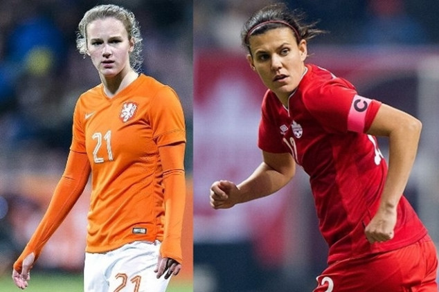 Netherlands vs. Canada live streaming and TV info