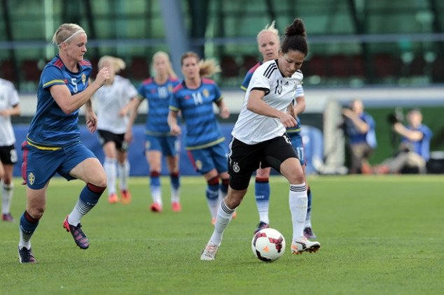 Germany vs Sweden live streaming and TV info
