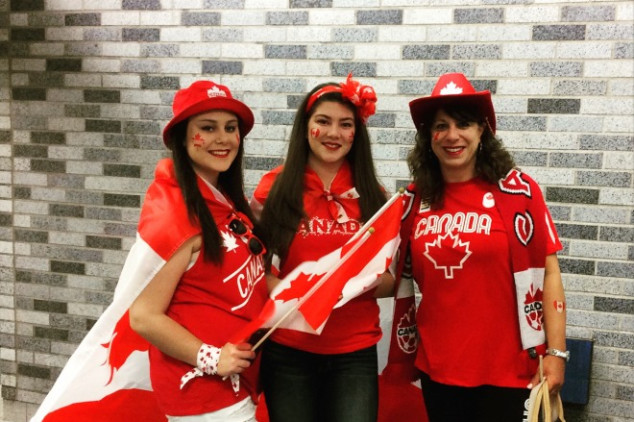 Fans in Montreal the real heroes for Canada's WNT