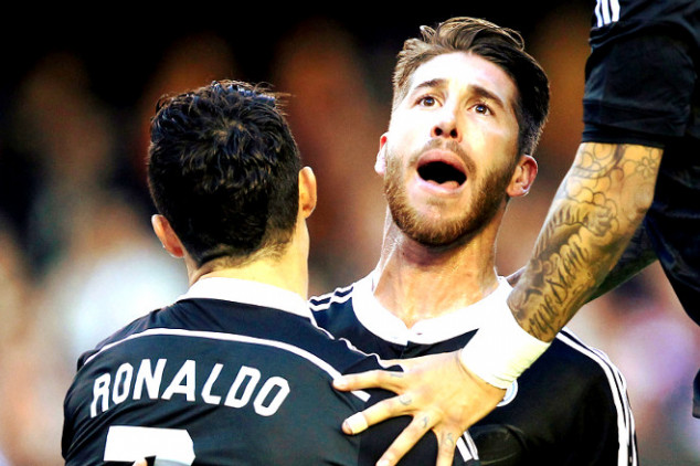 Ramos angry and ready to quit Real