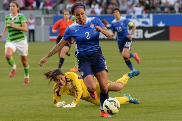 USA vs Colombia live streaming and TV info