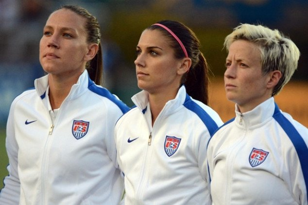 USA take on China sans Rapinoe and Holiday