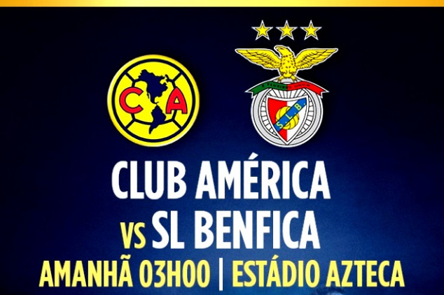 America vs Benfica live streaming info - July 28