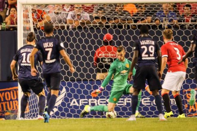 Zlatan helps PSG win the Int'l Champions Cup