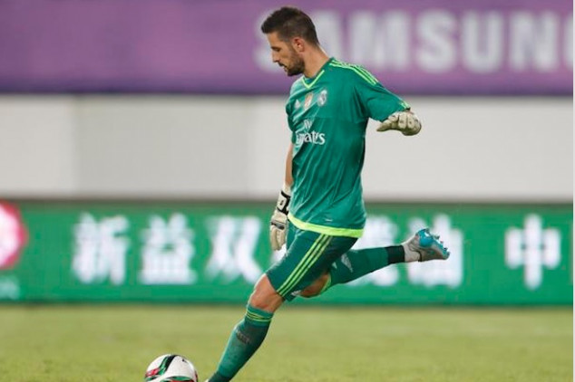 Casilla wins ICC China for Real Madrid