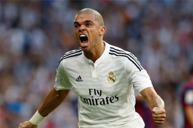 Pepe renews with Real Madrid until 2017