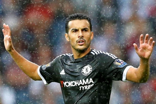 Pedro's perfect Chelsea debut vs West Brom