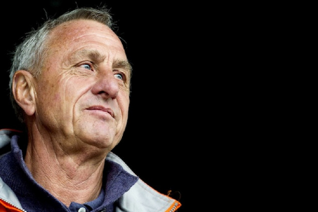 Cruyff has been diagnosed with lung cancer