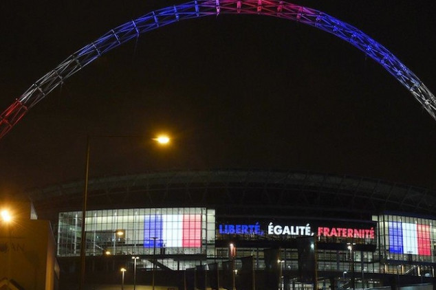 England vs France - Not your normal friendly