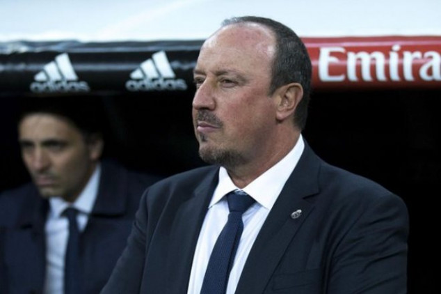 Benitez takes the blame for Madrid's mistakes
