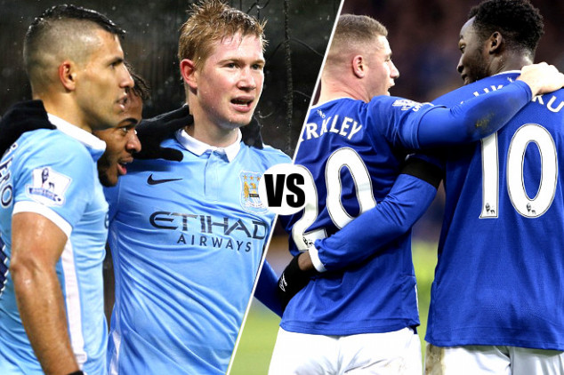 Man City vs Everton live streaming info