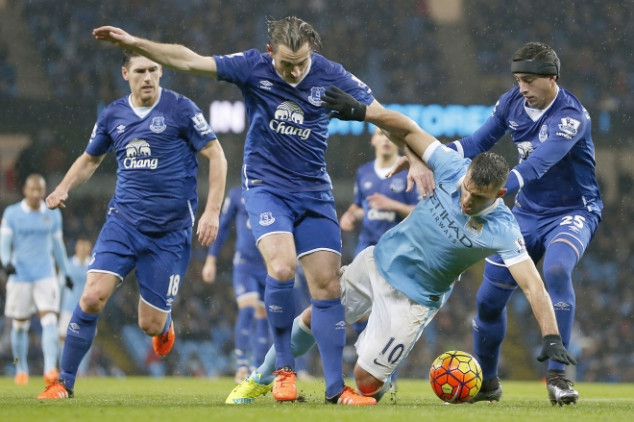 Manchester City vs Everton live streaming info