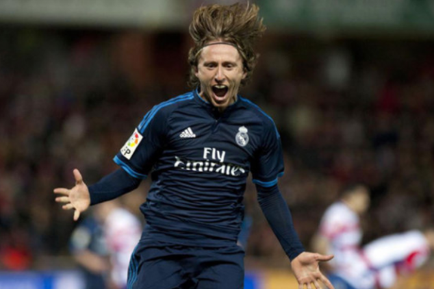 WATCH: Modric's beauty gives Madrid 3 points