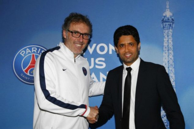 Blanc will stay with PSG until 2018
