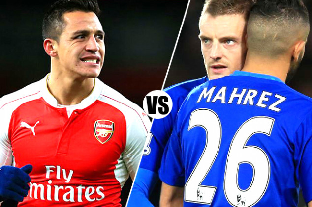 Arsenal vs Leicester City live