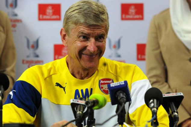 Wenger says Hull game matters most
