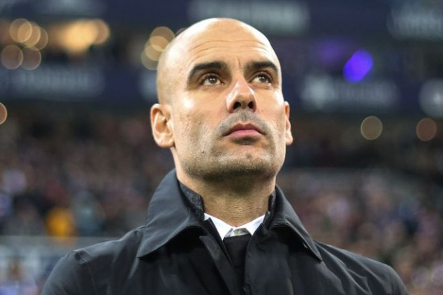 Guardiola has two young center backs in mind