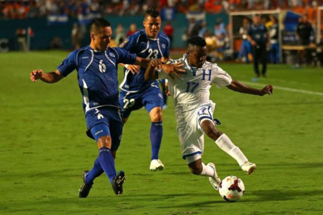 El Salvador vs Honduras - Stats & facts