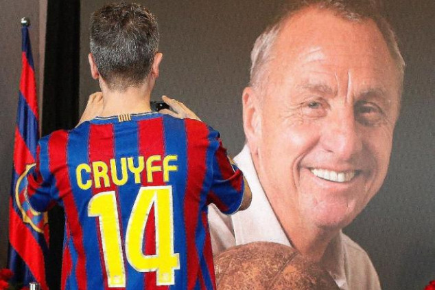 Cruyff's influence on Barcelona and his legacy